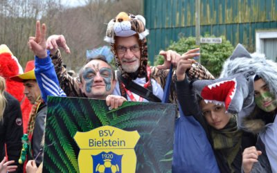 Gelebte Integration im Bielsteiner Karneval