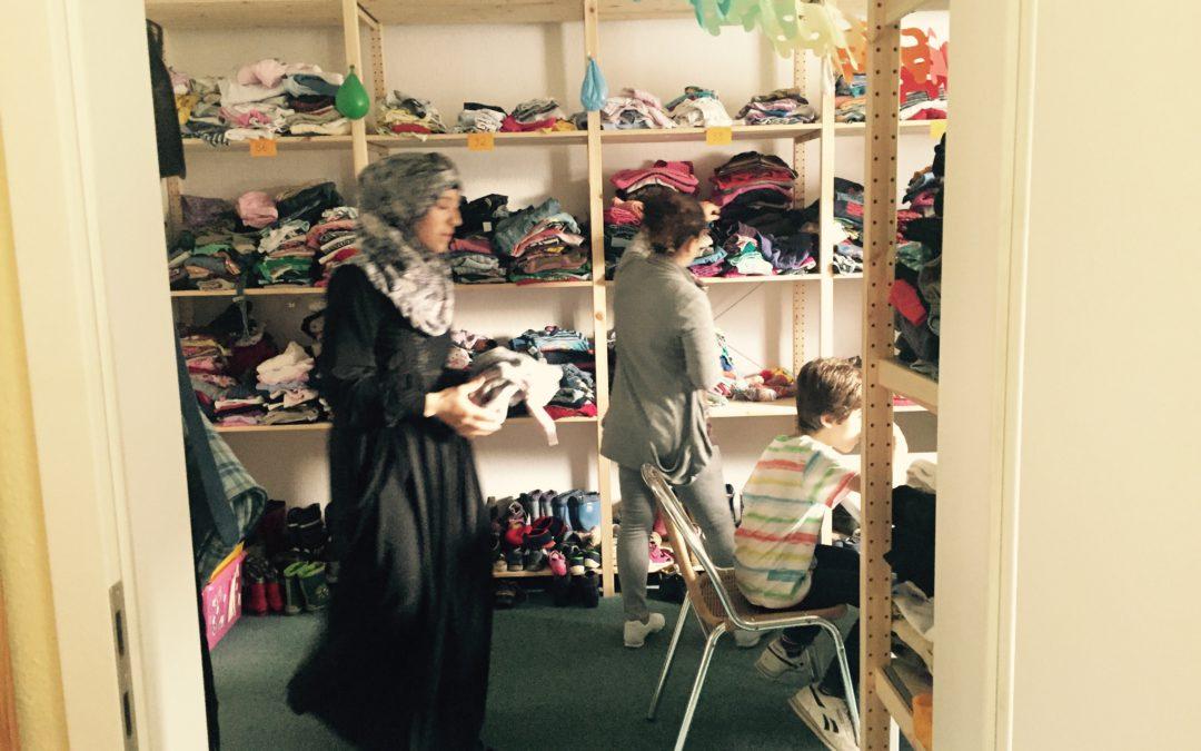 Kinderlädchen der Flüchtlingshilfe Wiehl schließt die Pforten