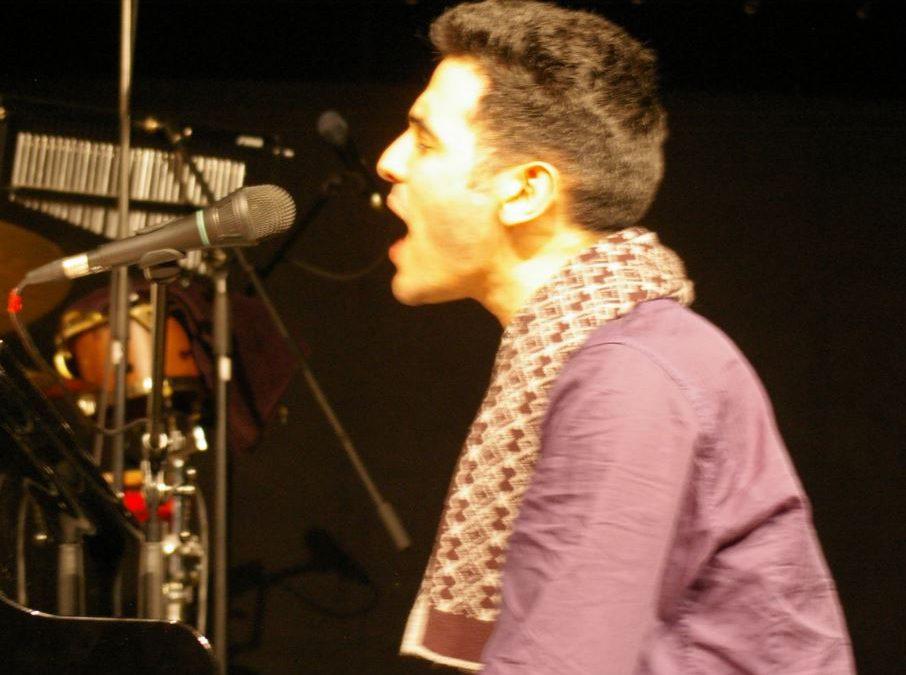 Benefiz-Konzert mit Pianist Aeham Ahmad