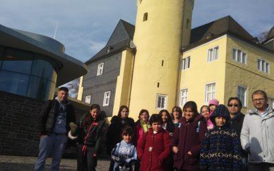 Bildungausflug nach Schloss Homburg
