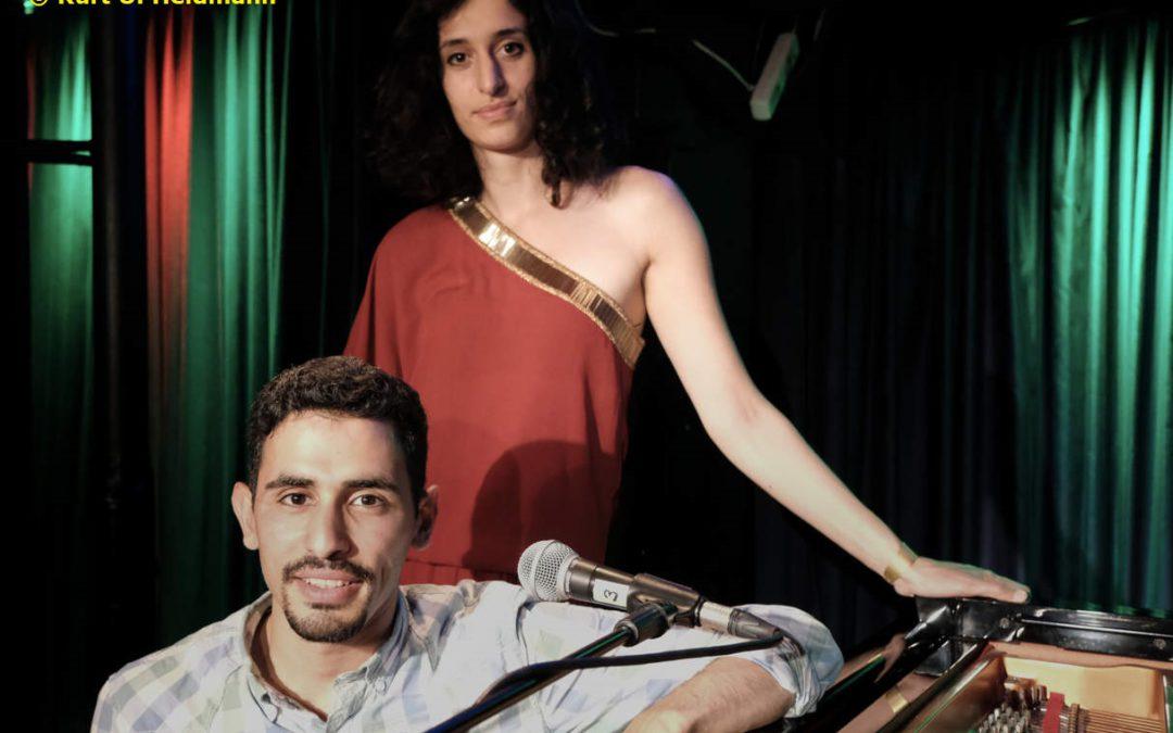 Aus Syrien in alle Welt: Konzert mit Aeham Ahmad und Nora Benamara – am 17. Juli 2021 in Wiehl